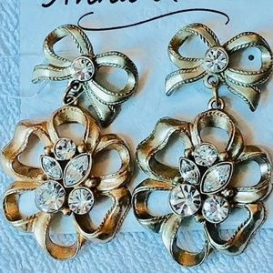 Anna & Ava Flower Party Drop Earrings #29
